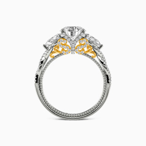 10K White Gold  Love Is Sweet Collection Erotas