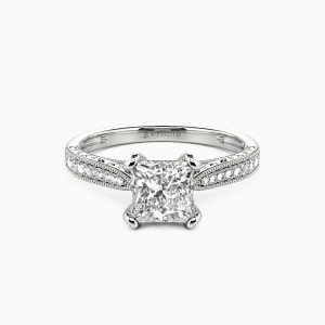 10K White Gold My Bright Star Collection Erotas