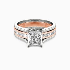 10K White Gold Be My Valentine Collection Aurora