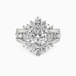 10K White Gold Better Now Collection Aurora