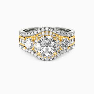 10K Gold Only You Engagement Bridal Sets