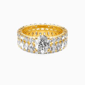 10K Gold Ever Since I Met You Engagement Bridal Sets