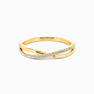 10K Gold Sweet On You Wedding Classic Bands