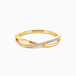 14K Gold Sweet On You Wedding Classic Bands