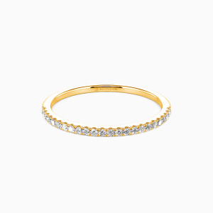 14K Gold You're Magical Wedding Classic Bands