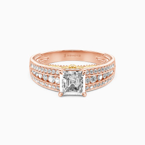 10K Rose Gold Be Mine Collection Erotas