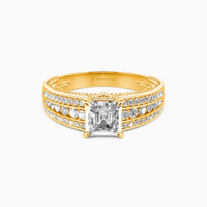 14K Gold Be Mine Collection Erotas