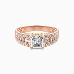 14K Rose Gold Be Mine Collection Erotas