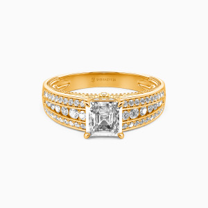 18K Gold Be Mine Collection Erotas
