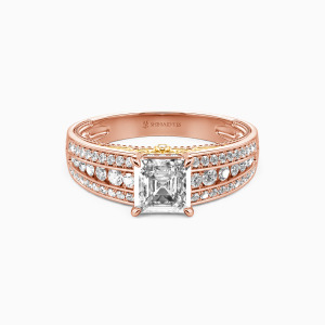 18K Rose Gold Be Mine Collection Erotas