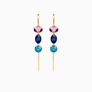 10K Gold My Girl Jewelry Earrings