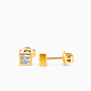 10K Gold All For Love Jewelry Earrings