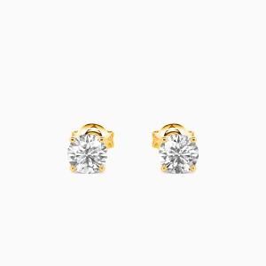 10K Gold Dreams Do Come True Jewelry Earrings