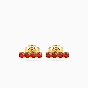 10K Gold Miss You Jewelry Earrings