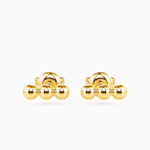 10K Gold Innocent Love Jewelry Earrings