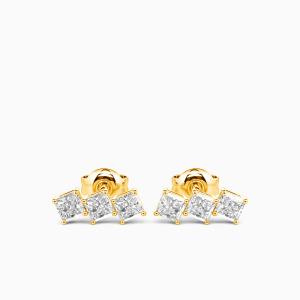 10K Gold Forever Mine Jewelry Earrings