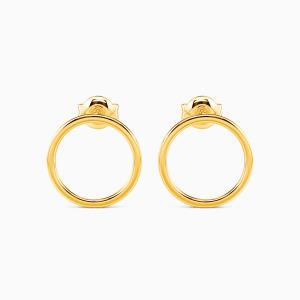 10K Gold Sweet Time Jewelry Earrings
