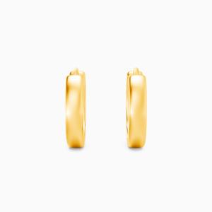 10K Gold Forever In Love Jewelry Earrings