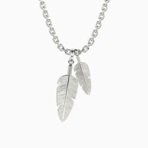 10K White Gold Proud Of You Jewelry Men's Jewelry
