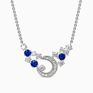 10K White Gold A Sweet Dream  Jewelry Necklaces
