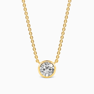 10K Gold Miss You Every Day Jewelry Necklaces