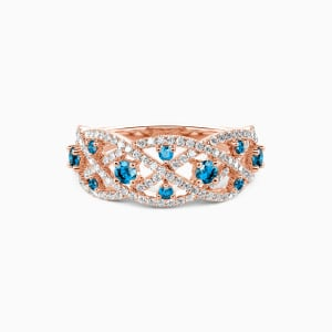 10K Rose Gold My Pride And Joy Wedding Classic Bands