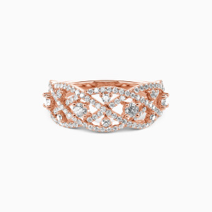 14K Rose Gold My Pride And Joy Wedding Classic Bands