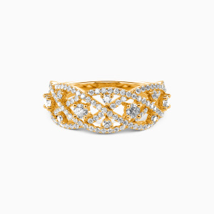 18K Gold My Pride And Joy Wedding Classic Bands