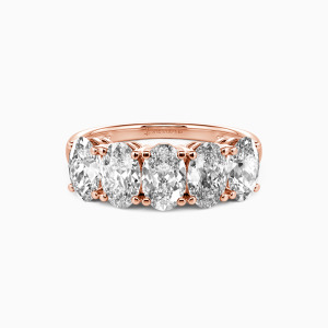14K Rose Gold My Sanity Wedding Classic Bands