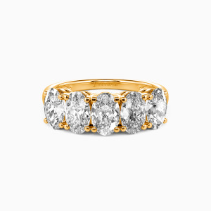 18K Gold My Sanity Wedding Classic Bands