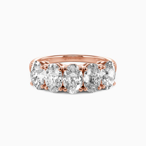 18K Rose Gold My Sanity Wedding Classic Bands