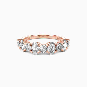 14K Rose Gold My Sweet Wedding Classic Bands
