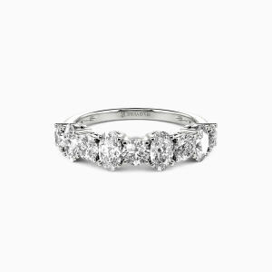 18K White Gold My Sweet Wedding Classic Bands