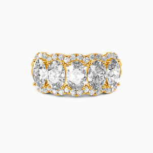 14K Gold Our Bond Wedding Classic Bands