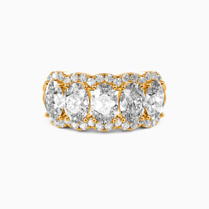 18K Gold Our Bond Wedding Classic Bands
