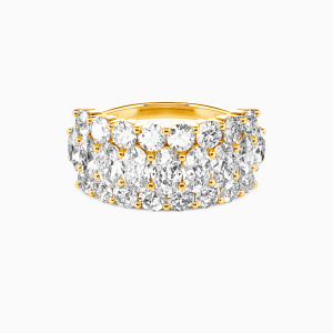 10K Gold  You Are My Today & Tomorrows Wedding Classic Bands