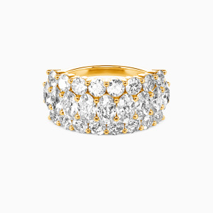 14K Gold  You Are My Today & Tomorrows Wedding Classic Bands
