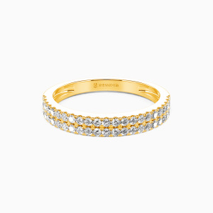 10K Gold My One and Only Wedding Classic Bands