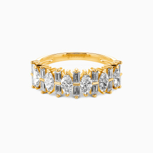 14K Gold My Other Half Wedding Classic Bands