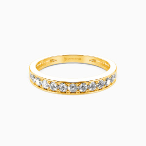 10K Gold My Bright Star Wedding Classic Bands
