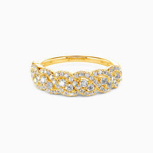 10K Gold Just the Way You Are Wedding Classic Bands
