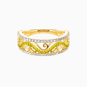 10K Gold My All Wedding Classic Bands