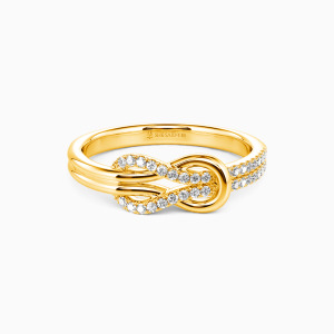 10K Gold Around You Wedding Classic Bands