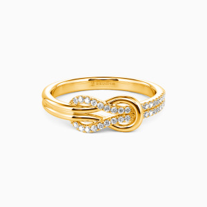 14K Gold Around You Wedding Classic Bands