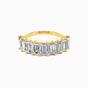 10K Gold You Mean the World to Me Wedding Classic Bands