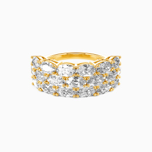 10K Gold The Love Of My Life Wedding Classic Bands