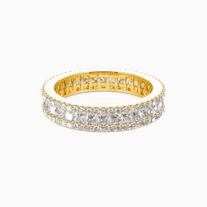 10K Gold My Sunshine Wedding Eternity Bands