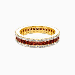 10K Gold My Sunshine Wedding Eternity Bands