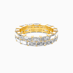 10K Gold Ever Ours Wedding Eternity Bands