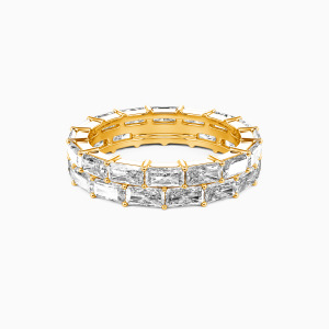 14K Gold Ever Ours Wedding Eternity Bands